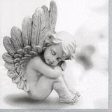 träumender Engel - dreaming angel - ange rêveur