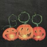 Boo, Schnitzkürbisse - Boo, carving - Boo, sculpture