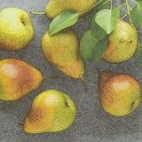 frische Birnen - fresh pears - poires fraîches