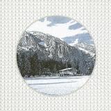 nostalgisches Alpenbild - nostalgic alpine picture - image alpine nostalgique