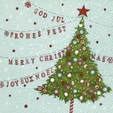 Fröhliche Weihnachten - Merry Christmas - Joyeux noel