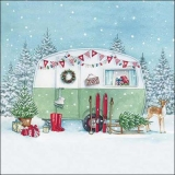 Winter Caravan - Winter caravan - Caravane d hiver