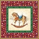 Schaukelpferd  - rocking horse - cheval à bascule