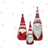 Wichtelfamilie - Gnome family - famille Gnome