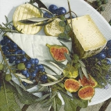 Feigen, Oliven, Trauben & Käse - Figs, olives, grapes & cheese - Figues, olives, raisins et fromage