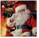 der gute alte Weihnachtsmann - the good old Santa Claus - le bon vieux père noël