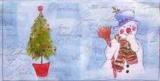 Lieber Schneemann - snowman - bonhomme de neige