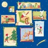 Bald ist Weihnachten - Soon it will be Christmas - Bientôt ce sera Noël