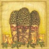 Tannenzapfen - Christmas Sphere - pinecones - pommes de pin