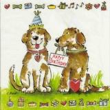 2 süße Hunde -  2 lovely dogs - 2 jolis chiens
