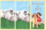 Chocolat de Alpes - 1925