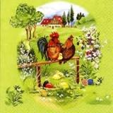 Osterzeit auf dem Lande - Easter time on the country side - Temps de Pâques sur le côté de pays