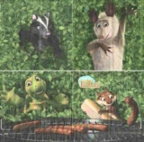 Ab durch die Hecke - Over the hedge