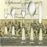 Antikes Besteck - Antique cutlery - Couvert ancien