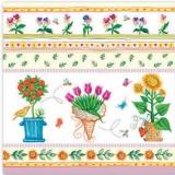 Blumen, Vögelchen & Insekten
