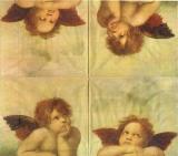 2 Kleine Engel, Raphael-Engel - 2 Little Angels, Angels Raphael  - 2 Petit Anges, Anges Raphael